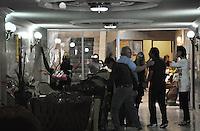 VERACRUZ.- VERACRUZ.9 enero 2012- El Actor Aar&oacute;n Hern&aacute;n,  el productor Miguel &Aacute;ngel Herros, Fernanda Rodriguez y Ra&uacute;l Araiza Herrera asistieron a la &uacute;ltima misa del productor y director  Don Ra&uacute;l Araiza que fue en El Puerto de Veracruz. El Actor de 78 a&ntilde;os muri&oacute; la ma&ntilde;ana del ocho de Enero del 2013 a causa del c&aacute;ncer de pr&oacute;stata que padec&iacute;a.<br /> (*Photo*:Tirador MC/NortePhoto)<br />  nortephoto@gmail.com