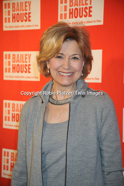 Jane Pauley attending The 23rd Annual Bailey House and Party on February 23, 2011 at The Lexington Avenue Armory in New York City.