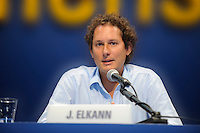 John Elkann, presidente FIAT GROUP