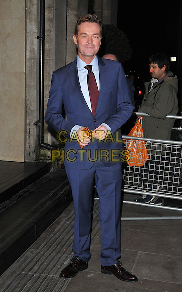 Stephen Mulhern attends the Music Industry Trusts Award 2015, Grosvenor House Hotel, Park Lane, London, England, UK, on Monday 02 November 2015. <br /> CAP/CAN<br /> &copy;CAN/Capital Pictures