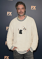 PASADENA, CA - FEBRUARY 4:  Executive Producer Taika Waititi at the 2019 FX Networks Winter TCA Star Walk at The Langham Huntington Hotel and Spa on February 4, 2019 in Pasadena, California. (Photo by Scott Kirkland/FX/PictureGroup)