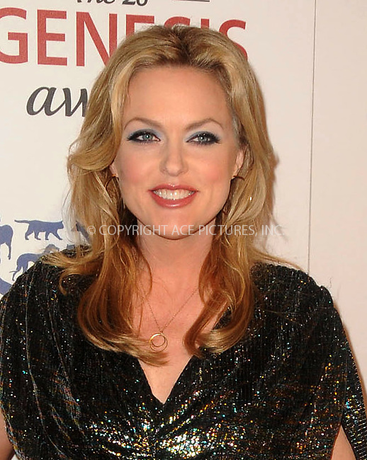 WWW.ACEPIXS.COM . . . . .  ....March 24 2012, LA....Elaine Hendrix arriving at the 26th Annual Genesis Awards at The Beverly Hilton Hotel on March 24, 2012 in Beverly Hills, California. ....Please byline: PETER WEST - ACE PICTURES.... *** ***..Ace Pictures, Inc:  ..Philip Vaughan (212) 243-8787 or (646) 769 0430..e-mail: info@acepixs.com..web: http://www.acepixs.com