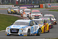 2019 British Touring Car Championship. Race 2. #8 Mark Blundell. TradePriceCars.com. Audi S3