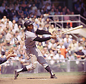 SanFrancisco Giants Felipe Alou (23) from his 1963 season during a game against the New York Mets at the Polo Grounds.  Felipe Alou played for 17 years with 6 different teams and was a 3-time All-Star.SanFrancisco Giants Felipe Alou (23) from his 1963 season during a game against the New York Mets at the Polo Grounds in New York.  Felipe Alou played for 17 years with 6 different teams and was a 3-time All-Star.(SportPics)