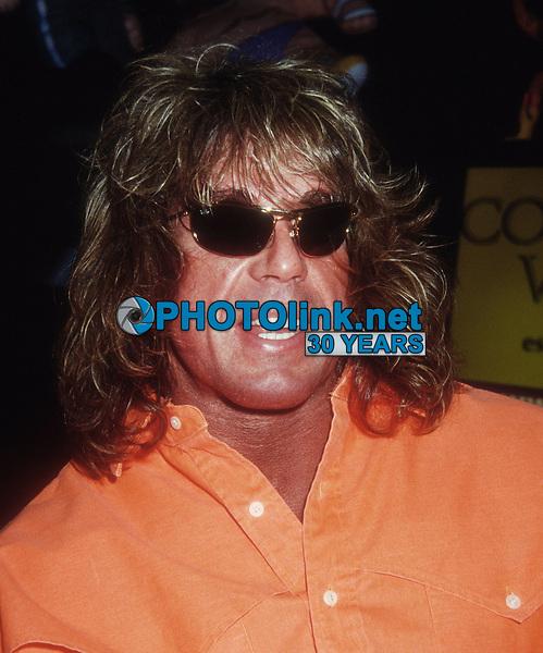 The Ultimate Warrior, James Brian Hellwig 1992, Photo By Michael Ferguson/PHOTOlink