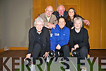 Pictured at the launch of the Sean Chairde friendly bowling league in The Malton hotel, Killarney on Sunday were Elaine Scully, Beaufort, Cora Carrig, Kerry Sports and Recreation Parnnership, Margaret Sweeney, Beaufort, Paul Sweeney, Beaufort, Martin Canty, Annascaul and Anne Culloty HSE.