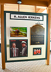 Scenes from around the track on Travers Day on August 25, 2018 at Saratoga Race Course in Saratoga Springs, New York. (Bob Mayberger/Eclipse Sportswire)