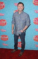 "16 July 2016 - Beverly Hills, California. Christian  Lanz. Arrivals for the Los Angeles VIP screening for Disney's ""Elena of Avalor"" held at Paley Center for Media. Photo Credit: Birdie Thompson/AdMedia"