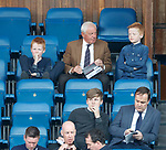 Walter Smith and grandsons