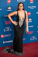 Monica Naranjo attends to the photocall of the Gala Sida at Palacio de Cibeles in Madrid. November 21, 2016. (ALTERPHOTOS/Borja B.Hojas) //NORTEPHOTO.COM
