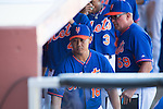 Daisuke Matsuzaka (Mets),<br /> MARCH 18, 2014 - MLB : Daisuke Matsuzaka of the New York Mets during a spring training baseball game against the Detroit Tigers at Tradition Field in Port St. Lucie, Florida, United States.<br /> (Photo by Thomas Anderson/AFLO) (JAPANESE NEWSPAPER OUT)