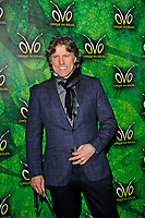 LONDON, ENGLAND - JANUARY 10: John Bishop attending 'Cirque du Soleil - OVO' at the Royal Albert Hall on January 10, 2018 in London, England.<br /> CAP/MAR<br /> &copy;MAR/Capital Pictures