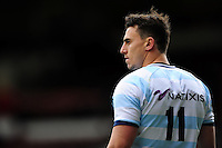 Juan Imhoff of Racing 92 looks on during a break in play. European Rugby Champions Cup semi final, between Leicester Tigers and Racing 92 on April 24, 2016 at The City Ground in Nottingham, England. Photo by: Patrick Khachfe / JMP