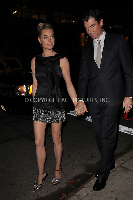 WWW.ACEPIXS.COM . . . . . .November 14, 2011...New York City....Rebecca Romijn and Jerry O'Connell attend the 8th Annual CFDA Vogue Fashion Fund Awards at the Skylight SOHO on November 14, 2011 in New York City.....Please byline: KRISTIN CALLAHAN - ACEPIXS.COM.. . . . . . ..Ace Pictures, Inc: ..tel: (212) 243 8787 or (646) 769 0430..e-mail: info@acepixs.com..web: http://www.acepixs.com .
