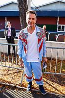 NOVA YORK, EUA, 08.11.2018 - VICTORIA-SECRET - Matheus Mazzafera é visto no desfile da Victoria Secret que acontece hoje quinta-feira, 08 em Nova York nos Estados Unidos. (Foto: Vanessa Carvalho/Brazil Photo Press/)