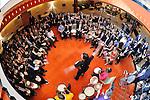 Brasserie 8 1/2.Drumming Circle Bar Mitzvah.