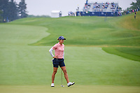 Azahara Munoz (ESP) looks over the green on 1 during round 4 of the KPMG Women's PGA Championship, Hazeltine National, Chaska, Minnesota, USA. 6/23/2019.<br /> Picture: Golffile | Ken Murray<br /> <br /> <br /> All photo usage must carry mandatory copyright credit (© Golffile | Ken Murray)