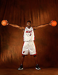 NBA's Dwyane Wade of the Miami Heat.
