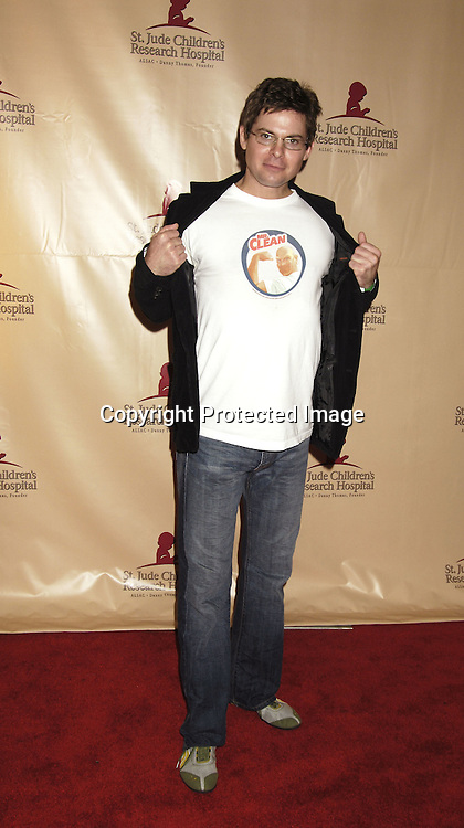 Trent Dawson..at the 11th Annual Daytime Television Salutes St. Jude Children's Research Hospital benefit hosted by Martha Byrne on October 14, 2005 at The New York Marriott Marquis Hotel. ..Photo by Robin Platzer, Twin Images
