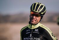 Jack Bauer (NZL/Michelton-Scott)<br /> <br /> Michelton-Scott training camp in Almeria, Spain<br /> february 2018