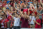 Bayern Munich fans reacts during the International Champions Cup match between FC Bayern and FC Internazionale at National Stadium on July 27, 2017 in Singapore. Photo by Marcio Rodrigo Machado / Power Sport Images
