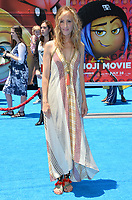 Kim Raver at the world premiere for &quot;The Emoji Movie&quot; at the Regency Village Theatre, Westwood. Los Angeles, USA 23 July  2017<br /> Picture: Paul Smith/Featureflash/SilverHub 0208 004 5359 sales@silverhubmedia.com