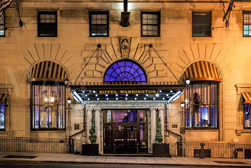 Hotel W, Washington DC, USA