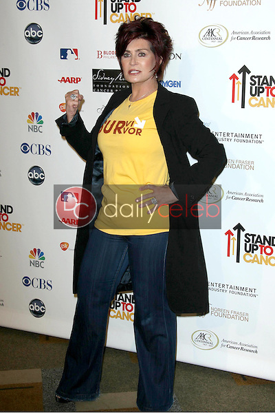Sharon Osbourne<br />