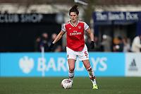 Jennifer Beattie of Arsenal during Arsenal Women vs Bristol City Women, Barclays FA Women's Super League Football at Meadow Park on 1st December 2019