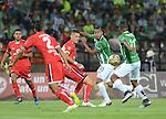 Nacional venció de local 4-1 a Fortaleza, en un partido aplazado válido por la fecha 5 de la Liga Águila I-2016