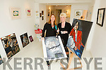 Kerry Griffin and Emily Andress are the resident Artists for the month of August at the Olive Stack Gallery in Listowel. There will be an open evening from 6 to 8 on Friday.