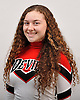 Grace Anner of Freeport poses for a portrait during the Newsday All-Long Island cheerleading photo shoot at company headquarters on Tuesday, Mar. 15, 2016.