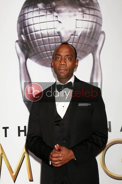 Cornell William Brooks<br /> at the 47TH NAACP Image Awards Press Room, Pasadena Civic Auditorium, Pasadena, CA 02-05-16<br /> David Edwards/DailyCeleb.com 818-249-4998