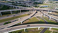 "The ""Spaghetti Highway"" Mopac exchange in northwest Austin, connects Highway 183, Mopac Loop 1 and Loop 360, the Capital of Texas Highway."