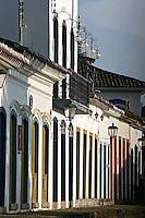 Cidade colonial de Parati. Rio de Janeiro. 2008. Foto de Caetano Barreira.