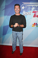 HOLLYWOOD, CA - SEPTEMBER 12: Simon Cowell at America&rsquo;s Got Talent Season 12 Red Carpet event at The Dolby Theatre in Hollywood, California on September 12, 2017. <br /> CAP/MPI/FS<br /> &copy;FS/MPI/Capital Pictures