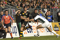 Wycombe, Great Britain, Wasps Danny CIPRIANI, during the EDF Energy, Anglo Welsh, rugby Cup match, London Wasps vs London Irish,  at Adams Park, England, 08/10/2006. [Photo, Peter Spurrier/Intersport-images]....