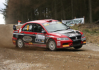 Coltel Granite City Rally 2013