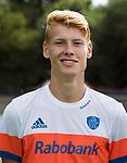 AMSTELVEEN ; NEDERLANDS team voor EK 2017. Joep de Mol. COPYRIGHT KOEN SUYK