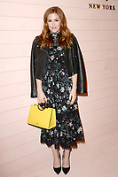 www.acepixs.com<br /> February 9, 2018  New York City<br /> <br /> Isla Fisher attending the Kate Spade presentation, New York Fashion Week, on February 9, 2018 in New York City.<br /> <br /> Credit: Kristin Callahan/ACE Pictures<br /> <br /> <br /> Tel: 646 769 0430<br /> Email: info@acepixs.com