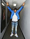 MIAMI, FLORIDA - JANUARY 18: Tony Rock backstage at the Miami Festival of Laughs at James L. Knight Center on January 18, 2020 in Miami, Florida.    ( Photo by Johnny Louis / jlnphotography.com )