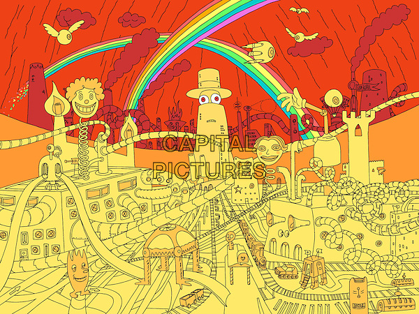 SCENE.in Superjail!.*Filmstill - Editorial Use Only*.CAP/PLF.Supplied by Capital Pictures.