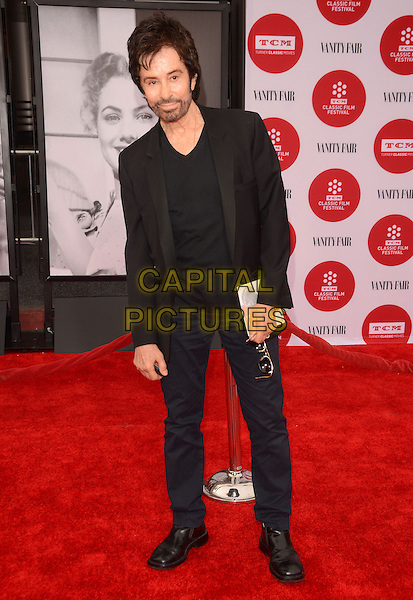10 April 2014 - Hollywood, California - George Chakiris. Arrivals for the world premiere of the restoration of &quot;Oklahoma&quot; held at the TCL Chinese Theatre IMAX in Hollywood, Ca.  <br /> CAP/ADM/BT<br /> &copy;Birdie Thompson/AdMedia/Capital Pictures