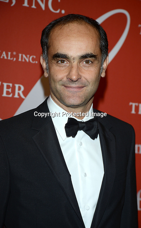 Giles Andrier attends the Fashion Group International's Night of Stars Gala on October 22, 2013 at Cipriani Wall Street in New York City.