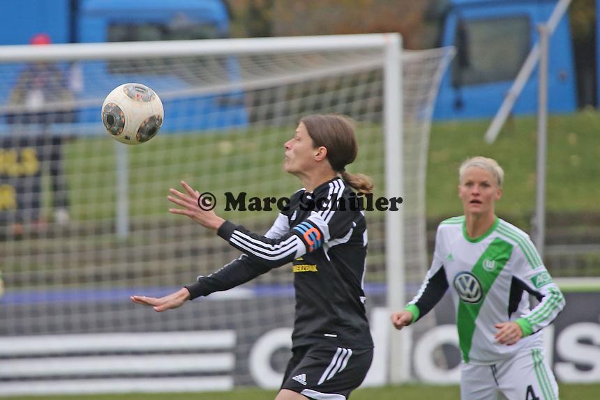 Kerstin Garefrekes (FFC) - 1. FFC Frankfurt vs. VfL Wolfsburg, DFB-Pokal