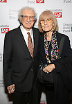 Sheldon Harnick and Margery Gray attends the Dramatists Guild Fund Gala 'Great Writers Thank Their Lucky Stars : The Presidential Edition' at Gotham Hall on November 7, 2016 in New York City.