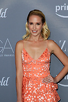 LOS ANGELES - FEB 20:  Anna Camp at the 20th Costume Designers Guild Awards at the Beverly Hilton Hotel on February 20, 2018 in Beverly Hills, CA