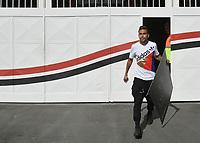 SÃO PAULO, SP, 30.06.2018 - TREINO SÃO PAULO – Petros se despede do São Paulo após treino realizado no estádio do Morumbi em São Paulo, neste sabado, 30. (Foto: Levi Bianco/Brazil Photo Press)