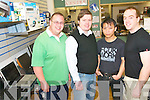 Peter Spink, Seamus Slemon, Ken Ng and David O'Connor of Hyper FI IT in Listowel..   Copyright Kerry's Eye 2008