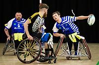 Wheelchair Rugby League - 09 Mar 2019